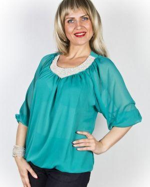 Повседневная с рукавами блузка Novita