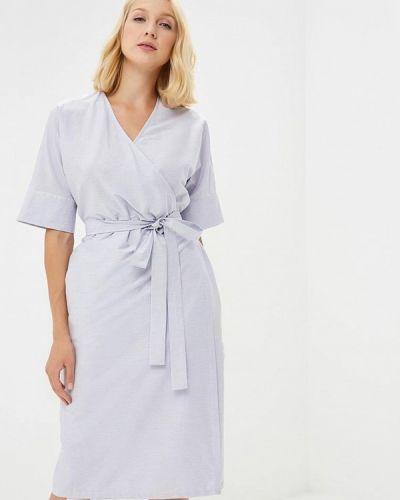 Платье - фиолетовое Pepen