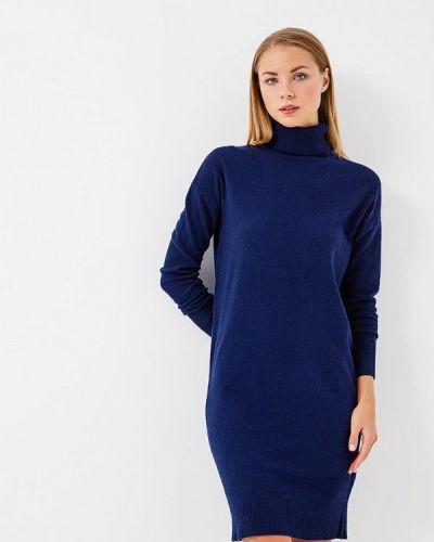 Синее платье весеннее Rifle