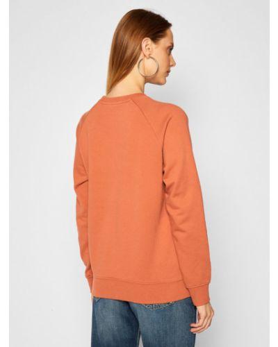 Pomarańczowa bluza Lee