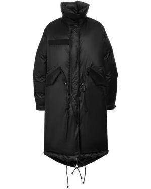 Куртка черная нейлоновая Sacai