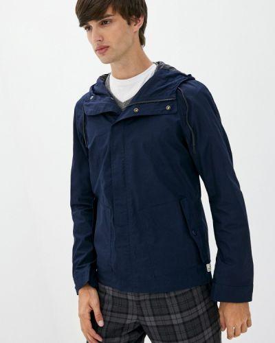 Облегченная синяя куртка Scotch&soda