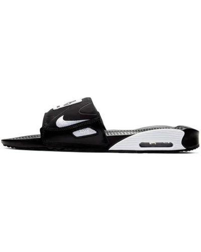 Białe kapcie Nike