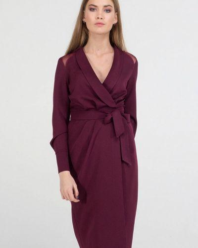 Платье миди - фиолетовое Viravi Wear