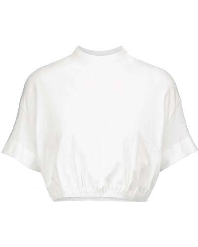 Лонгслив - белая Alo Yoga
