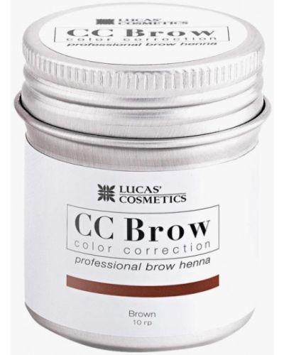 Краска для бровей, ресниц индийский коричневый Cc Brow