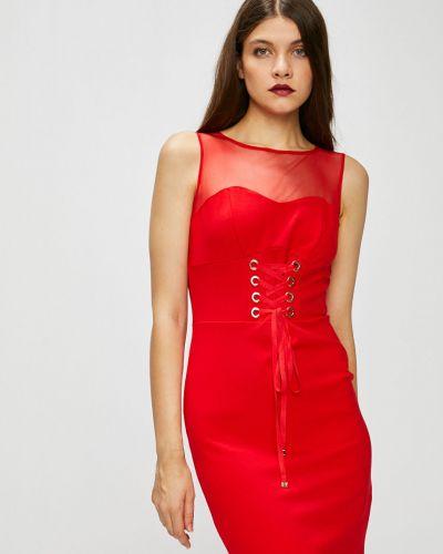 Облегающее платье мини Guess Jeans