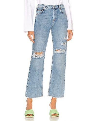 Niebieskie jeansy Marissa Webb