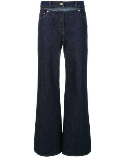 Расклешенные джинсы классические Valentino