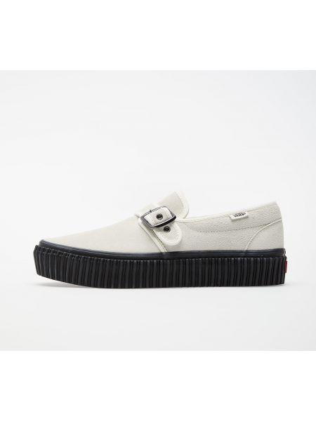 Creepersy - białe Vans