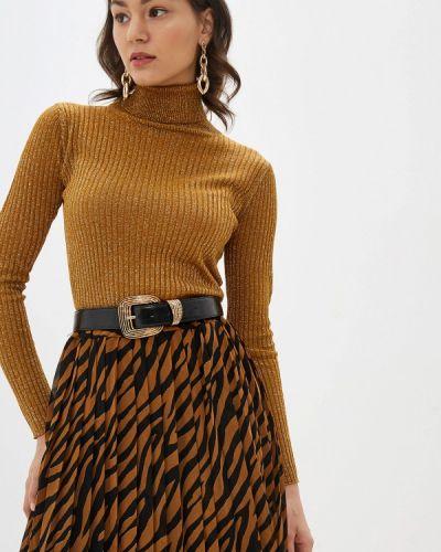 Водолазка - коричневая Miss Miss By Valentina