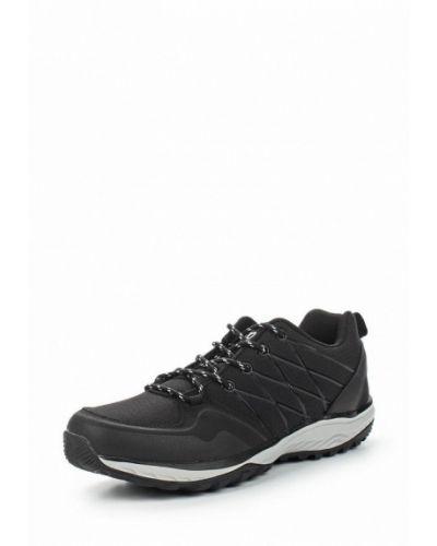 Черные кроссовки из искусственной кожи Ascot