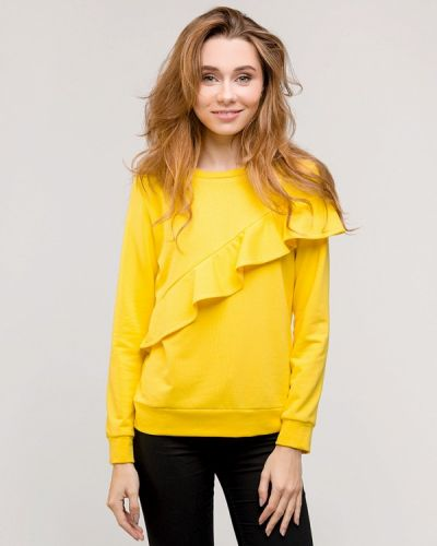 Желтый свитшот Gee!