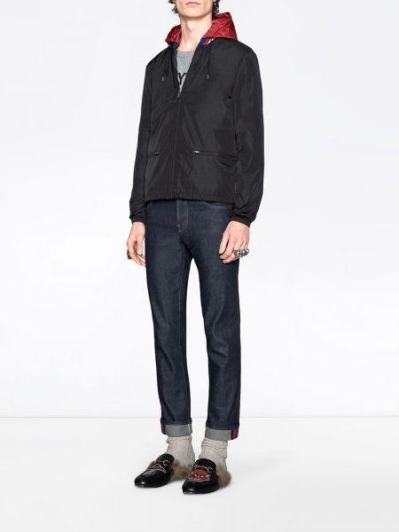 Куртка винтажная на молнии Gucci