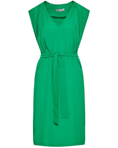 Zielona sukienka koktajlowa Marella