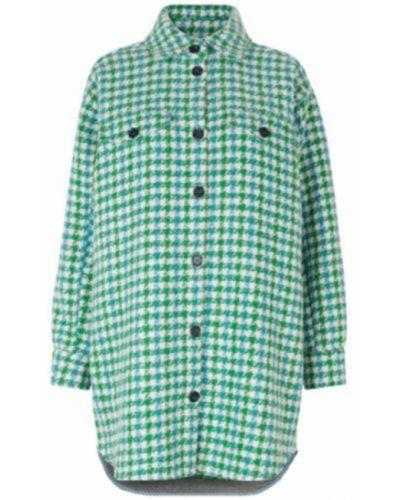 Zielona koszula Munthe
