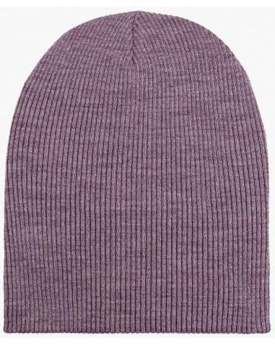 Фиолетовая шапка осенняя Regarzo
