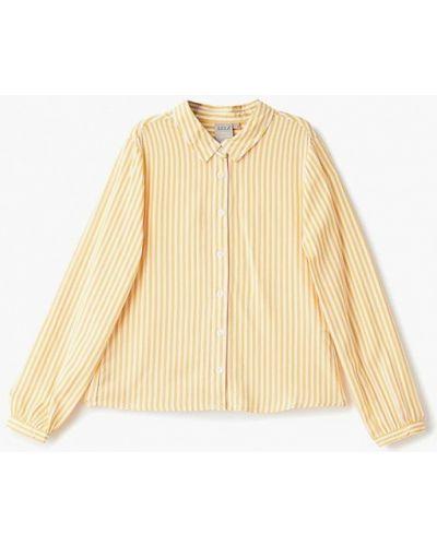 Блуза желтый Sela