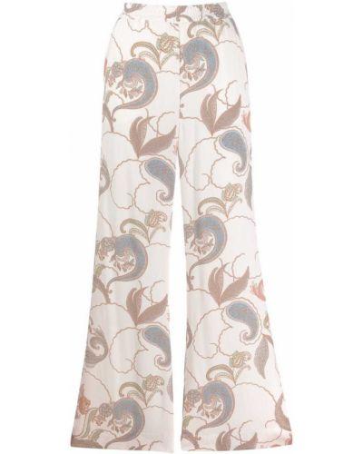 Свободные брюки эластичные с поясом See By Chloe