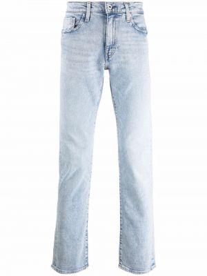 Синие хлопковые джинсы Levi's®  Made & Crafted™