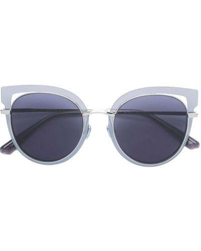 Солнцезащитные очки кошачий глаз хаки Bolon
