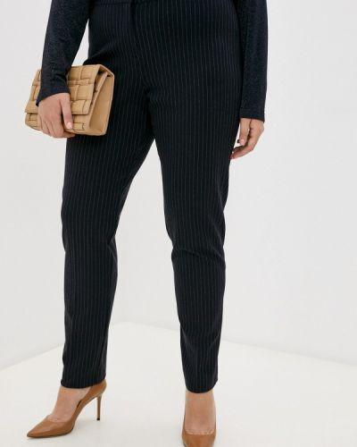 Синие зимние классические брюки Elena Miro