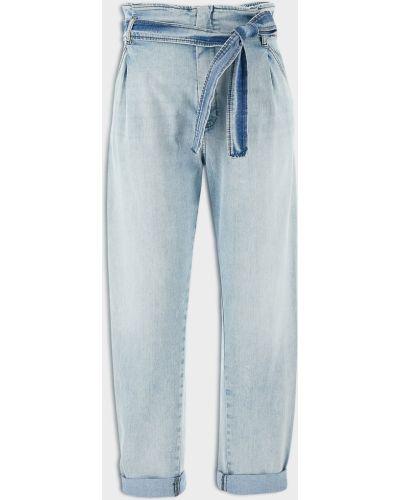 Васильковые джинсы Iblues