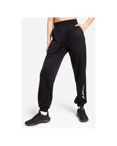 Прямые брюки - черные Demix