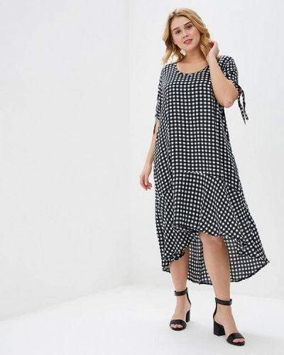 Повседневное платье весеннее 2019 Ulla Popken
