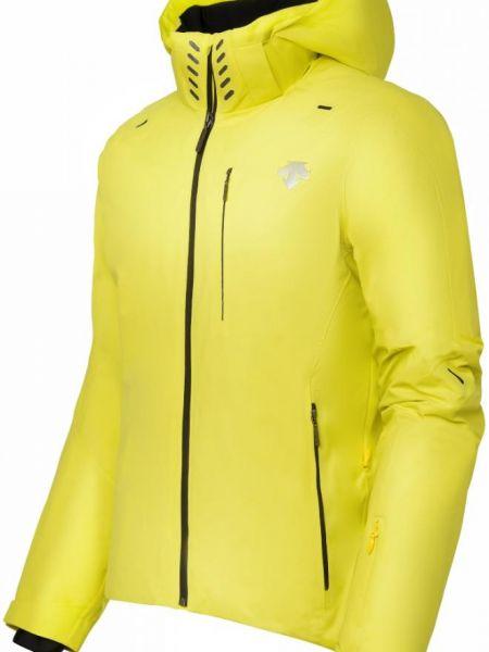 Куртка мембранная - зеленая Descente