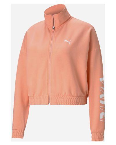 Куртка винтажная - оранжевая Puma