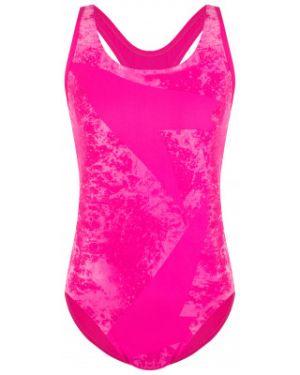 Спортивный гипоаллергенный розовый спортивный купальник для бассейна Speedo