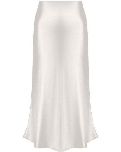 Серебряная юбка Galvan  London