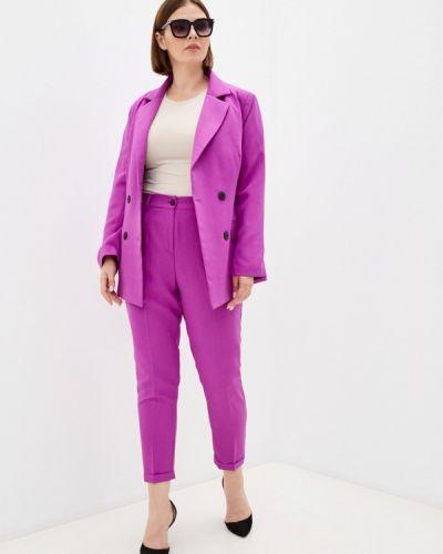 Костюм - фиолетовый Chic De Femme