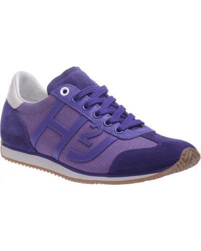 Фиолетовые кроссовки Hydrogen