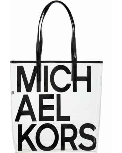 Большая сумка прозрачная сумка-тоут Michael Michael Kors