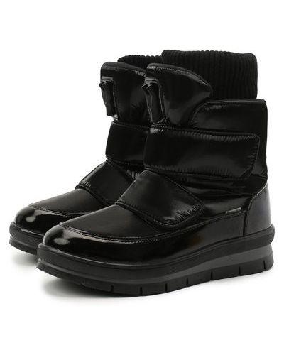 Кожаные ботинки с подкладкой Jog Dog