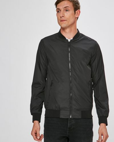 Черная куртка Brave Soul