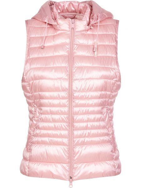 Нейлоновая розовая жилетка Bomboogie