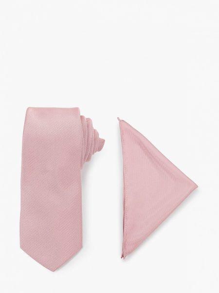 Розовые запонки Burton Menswear London