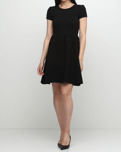 Платье - черное Brigitte Bardot