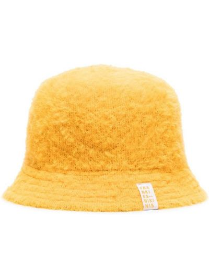 Шапка - желтая Frankies Bikinis
