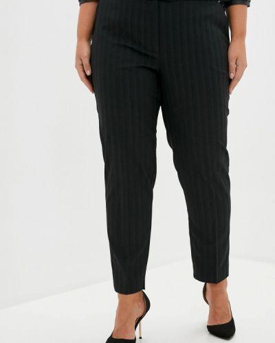 Прямые черные брюки Intikoma