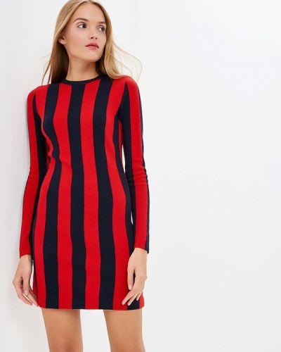 Повседневное платье осеннее Calvin Klein