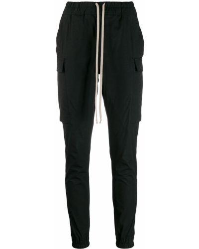 Спортивные брюки карго с карманами Rick Owens