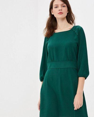 Платье осеннее испанский Trucco