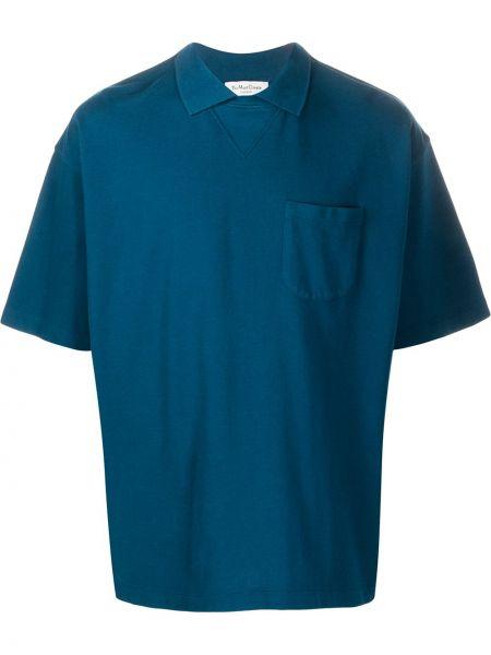 Koszula krótkie z krótkim rękawem prosto ciemnoniebieski Ymc