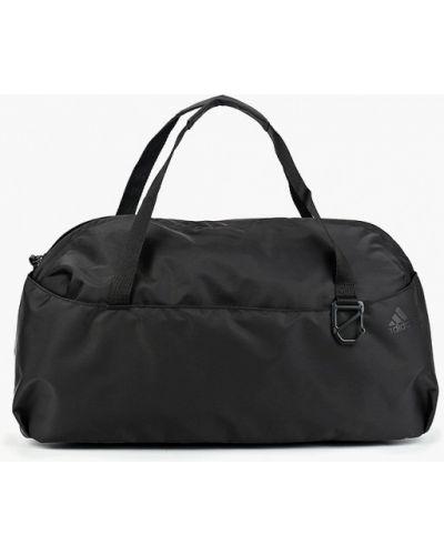 Спортивная сумка черная Adidas