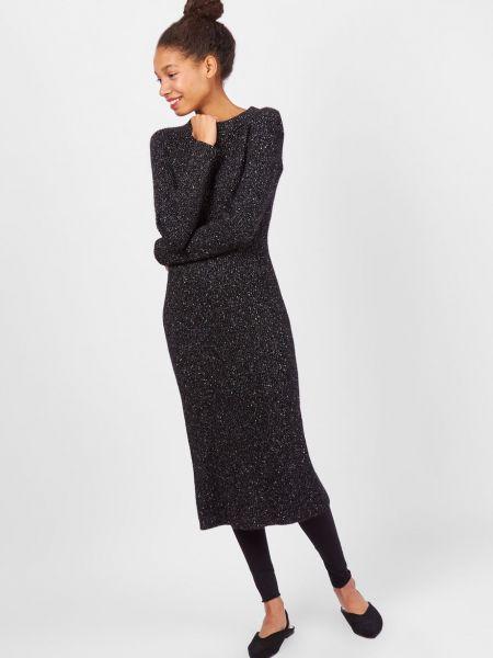 Платье миди шерстяное 12storeez