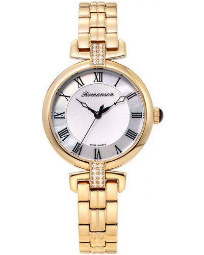 Часы - белые Romanson